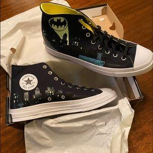 Brand NWT Chinatown Market x Converse Batman Shoes